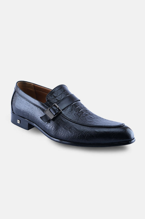 Formal Shoes For Black: SMF0124-Black