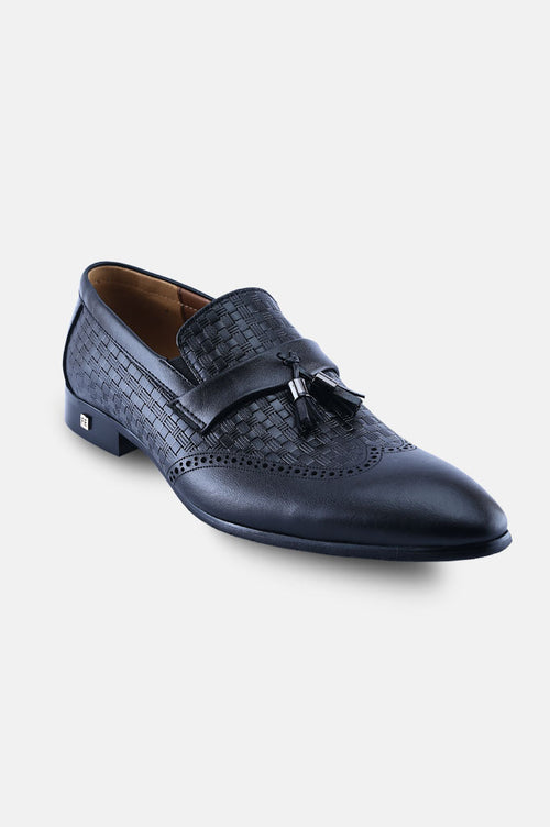 Formal Shoes For Black: SMF0125-Black