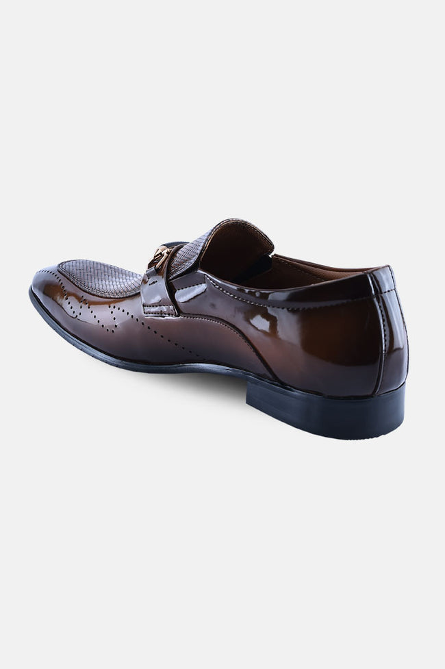 Formal Shoes For Brown: SMF0132-Brown