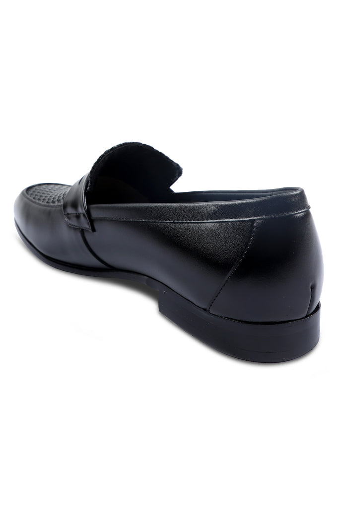 Formal Shoes For Men in Black SKU: SMF-0180-BLACK - Diners