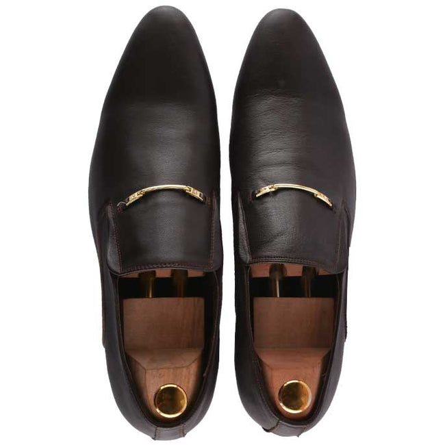 Formal Shoes For Men in Brown : SMF0010-BROWN