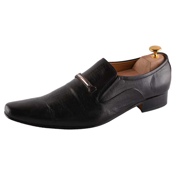 Formal Shoes For Men in Black SKU: SMF0034-BLACK