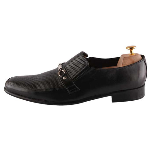 Formal Shoes For Men in Black SKU: SMF0039-BLACK