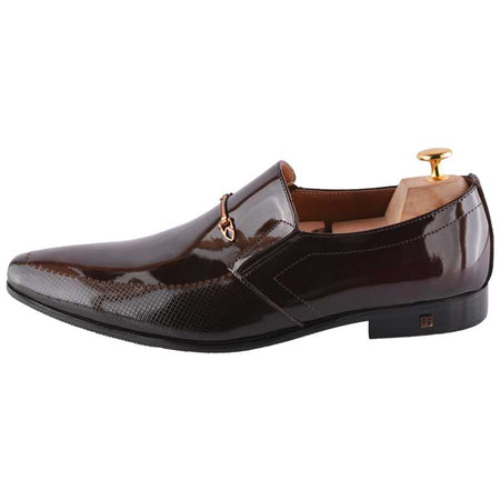 Formal Shoes For Men in Black SKU: SMF0095-BLACK