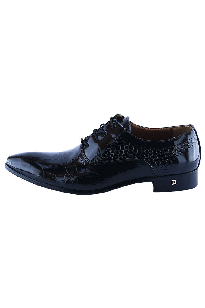 Formal Shoes For Black: SMF0127-Black