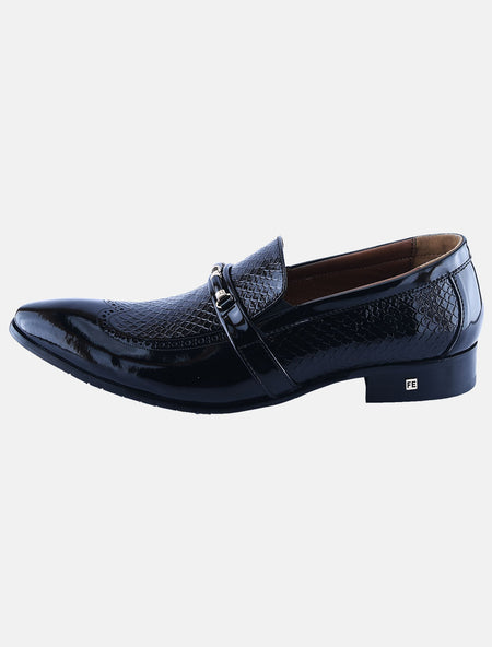 Casual Shoes For Men in Black SKU: SMJ0001-BLACK