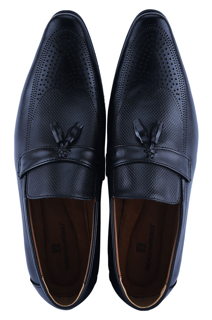 Formal Shoes For Black: SMF0129-Black - Diners