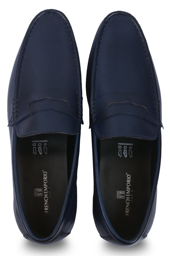 Formal Shoes For Men SKU: SMF0144-Blue - Diners