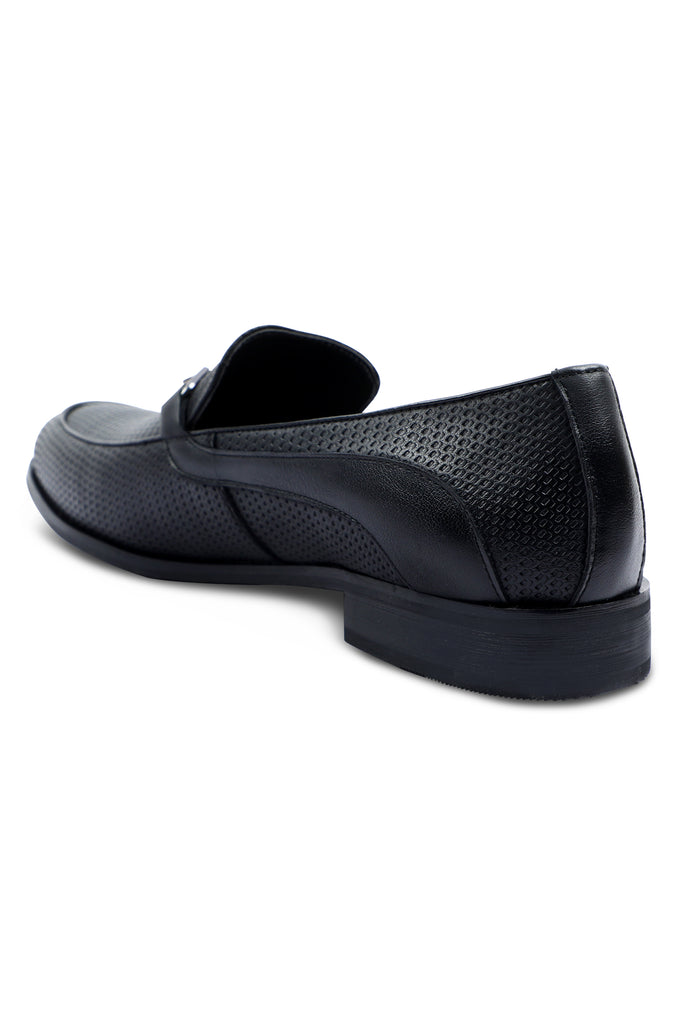 Formal Shoes For Men in Black SKU: SMF-0172-BLACK - Diners