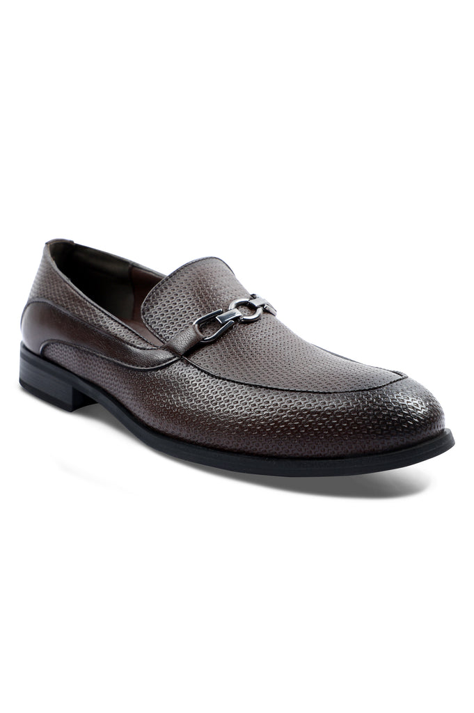 Formal Shoes For Men in Brown SKU: SMF-0172-BROWN - Diners