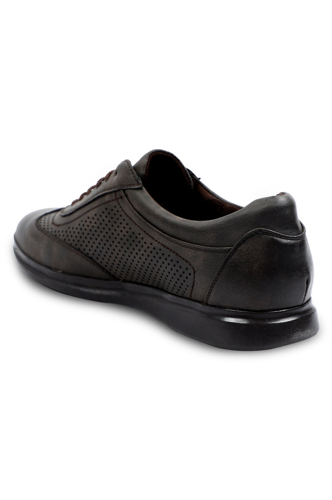 Casual Shoes For Men in Coffee SKU: SMJ0009-COFFEE - Diners