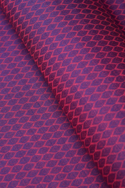 Unstitched Fabric for Men (US0084-Maroon)