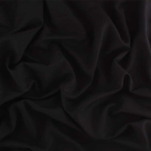 Unstitched Fabric for Men (US0056-BLACK)