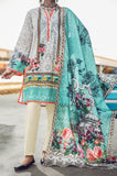 Unstitched Printed Khaddar Suit SKU: WU30222-GREY (3 Pcs)
