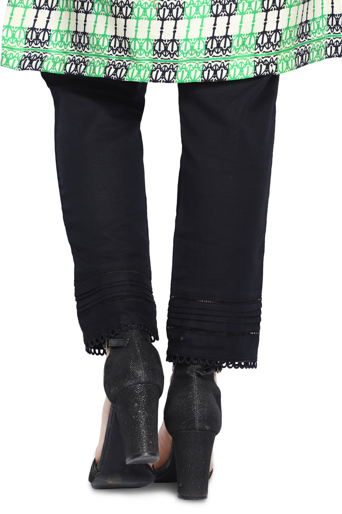 Ladies Trouser SKU: WTR0188-BLACK - Diners