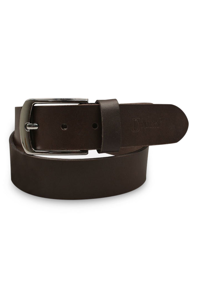 Men's Belt In D-Brown SKU: IB55-D-Brown - Diners