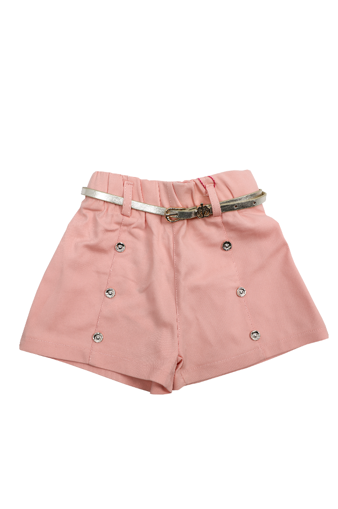 Girls Short SKU: KGD-0001-L-Pink - Diners