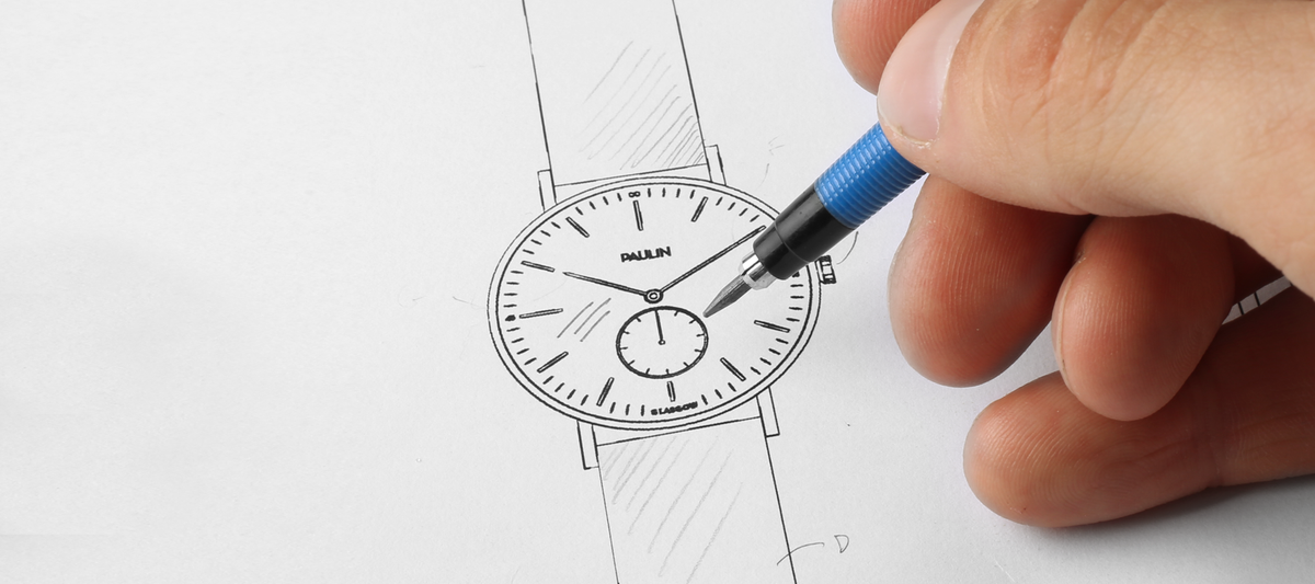 Designing a watch