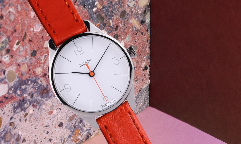 Exclusive to MoMA and Paulin Watches