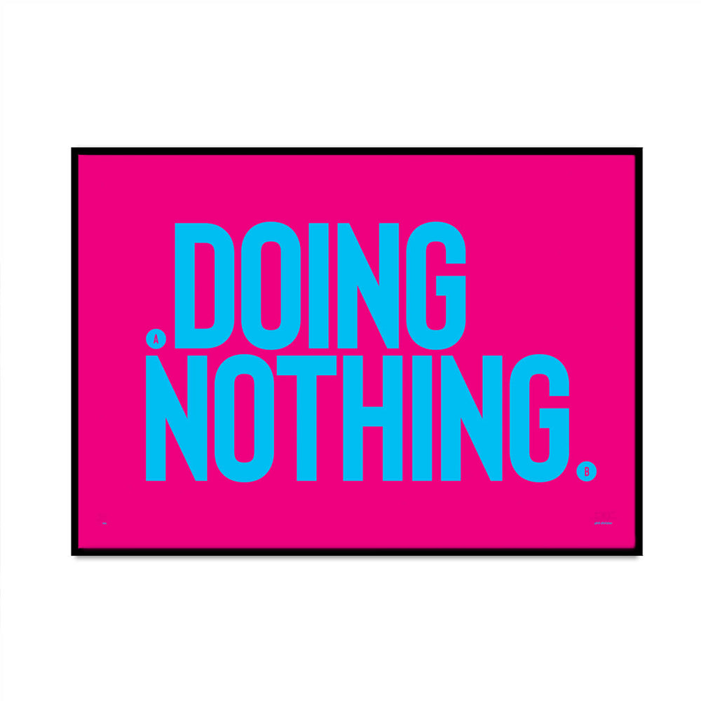 doing nothing 1