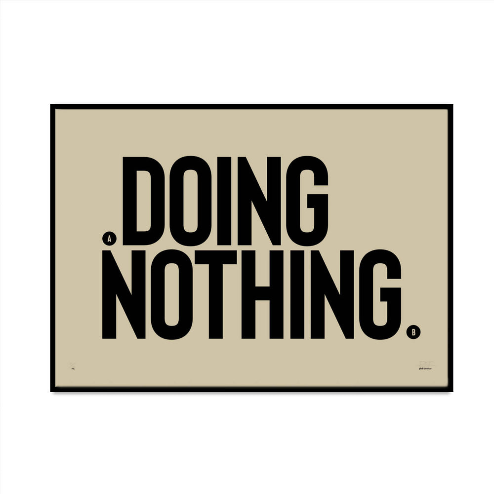 doing nothing 2
