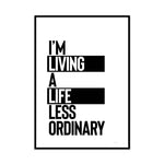 less ordinary