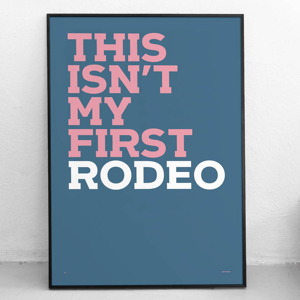first rodeo (ke episode 2 edition)