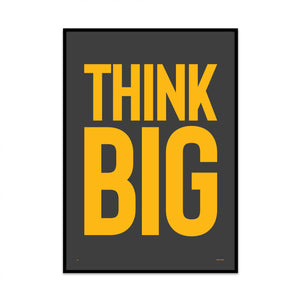think big limited edition print number six created by what phil sees art for your home and gallery wall
