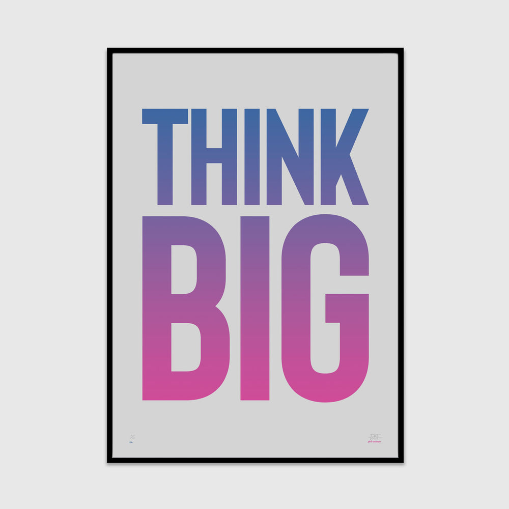 think big (anniversary edition)
