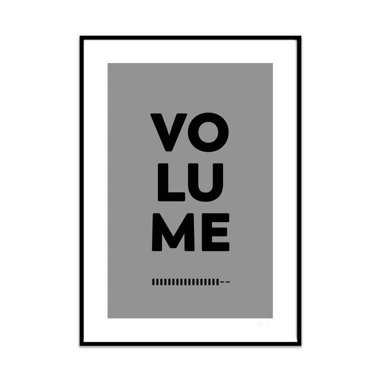 volume (noisy edition)