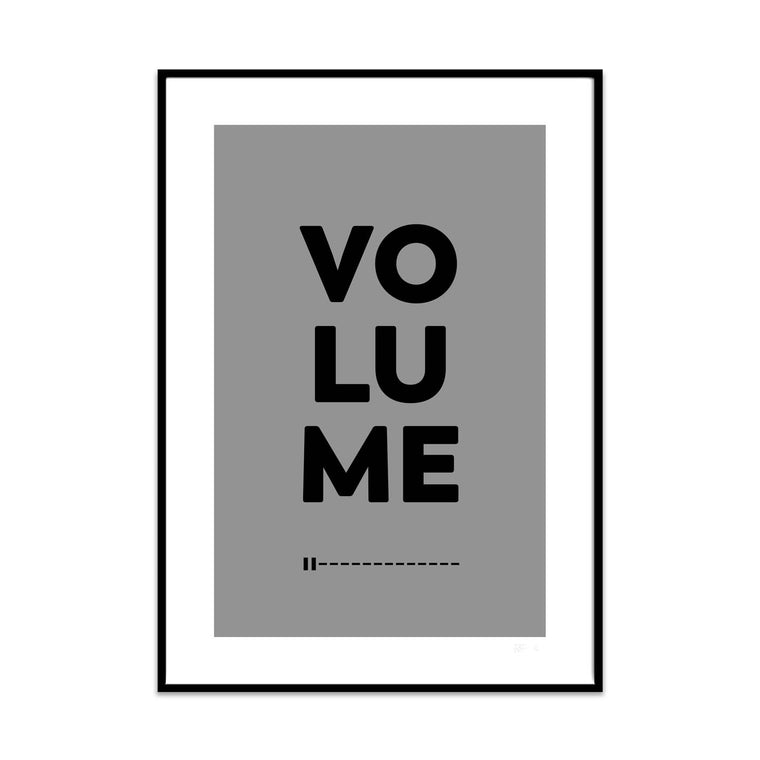 volume (quiet edition)