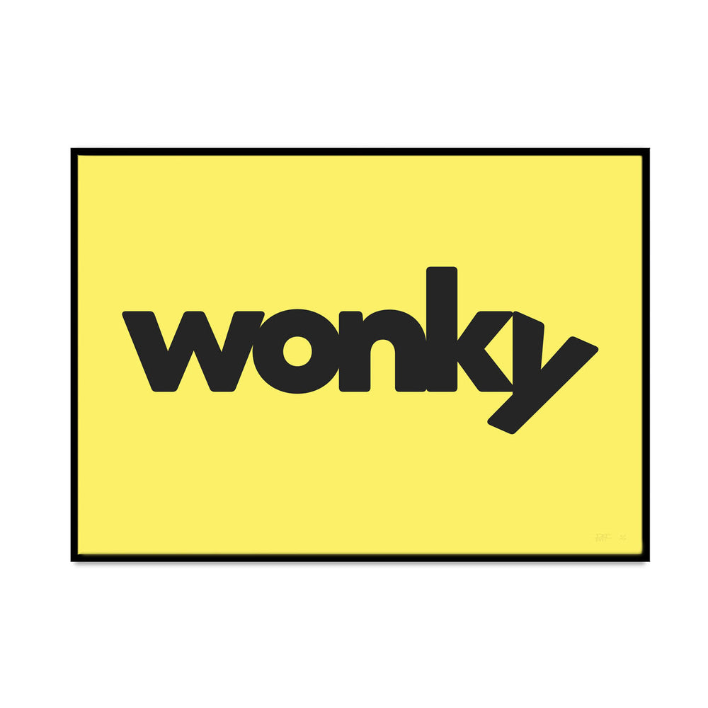 wonky (bumble edition)