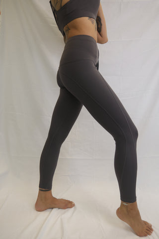 N.B High Waisted Leggings Slate