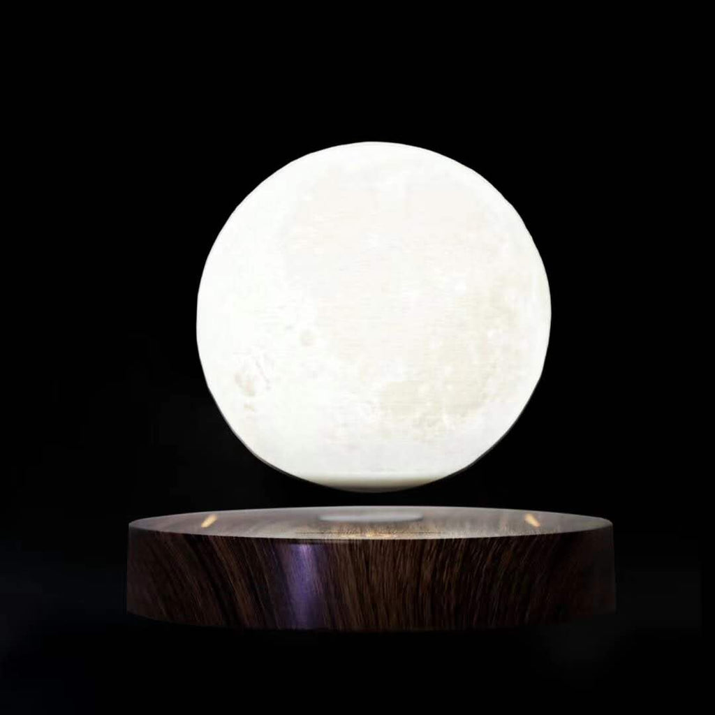 MAGNETIC LEVITATION Moon light