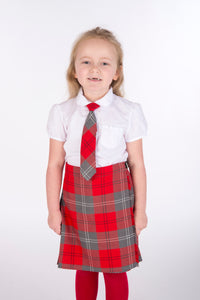get tartan school uniforms for Primary Schools in Largs, Crookston Castle Port Glasgow, Inverkip, West Kilbride