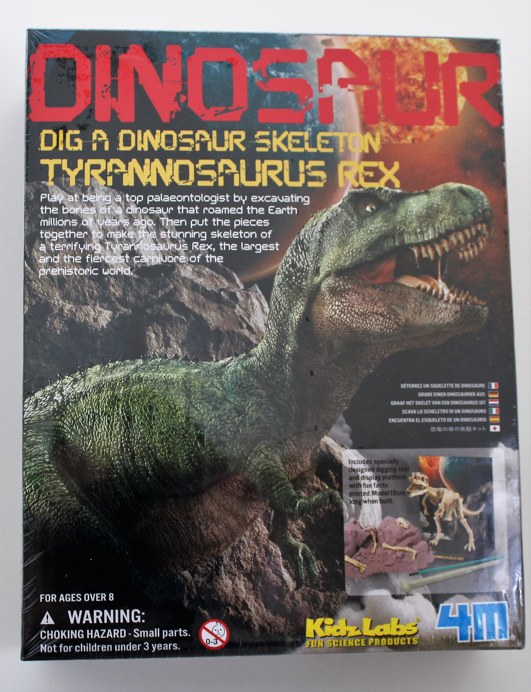 Dinosaur Excavation Kit educational products for primary school children