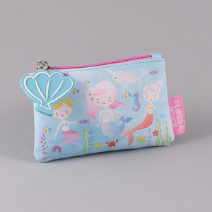 pencil case with cute mermaids for every day, best school accessories for 2020