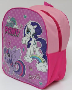 shop gifts for MLP Mt Little Pony, pink nursery rucksack