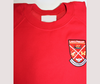 Long Lasting Red Sweatshirt Round Neck - Largs Primary School