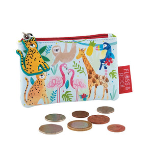 Jungle Animals Wallet