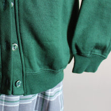 St Mary's Bottle Green Cardigan
