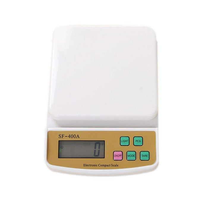 10Kg/1g Kitchen Weighing Scale Digital Electronic scales LCD Display Backlight Scales kitchen-Kitchen Utensils and Gadgets-Shop Here Pravalia