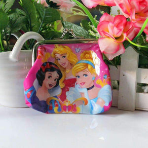 10pcs/lot Princess Snow White Cinderella Wallet Purse Party Favors Kids Birthday Party Supplies-Party Supplies-Shop Here Pravalia