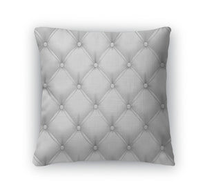 Throw Pillow, White Upholstery Leather Pattern-Shop Here Pravalia