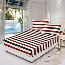 Bedding sheet elastic mattress cover bed cloth/skirt cover bedspread sheet pillowcase 3pcs/set-Home Improvement-Shop Here Pravalia