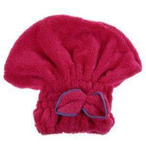Microfiber Solid Quickly Dry Hair Hat Women Girls Ladies Cap Bathing Tool Drying Towel Head-Home Improvement-Shop Here Pravalia