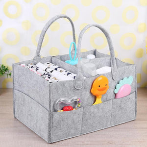 Baby Diapers Nappy Changing Bag Mummy Bag Bottle Storage Maternity Handbags Organizer Stroller-Shop Here Pravalia