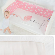 Baby Bed Sheet Pure Cotton Crib Mattress Cover For Kids Baby Fitted Sheets Baby Bedding-Shop Here Pravalia