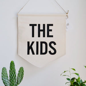 ●50%OFF● WALL BANNER THE KIDS