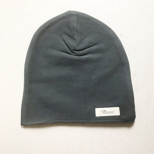 BEANIE LEVI PIRATE BLACK